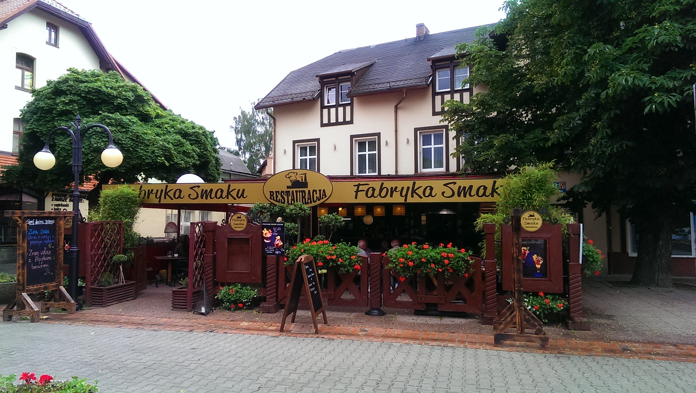 Galeria Potraw I Nie Tylko Resturacja Fabryka Smaku Polanica Zdroj
